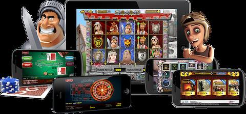 mobilcasino på svenskt casino