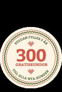 300 free spins casinostugan