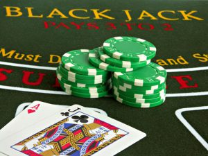 blackjack på casino