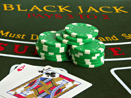blackjack på casino