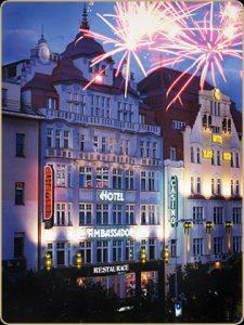 Ambassador Casino, Prag