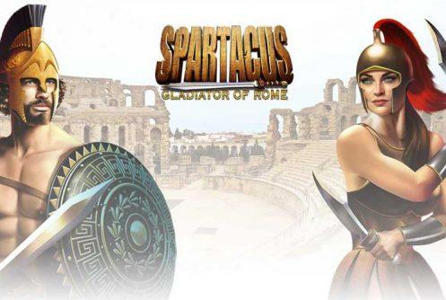 Spartacus spelautomat