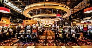 spelautomater casino