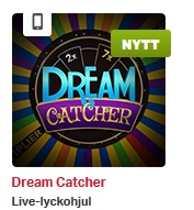 live casino Dream Catcher
