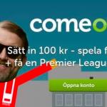 ComeOne Premier League halsduk