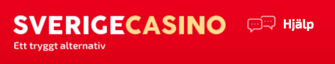 SverigeCasino support