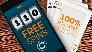 Intercasino free spins