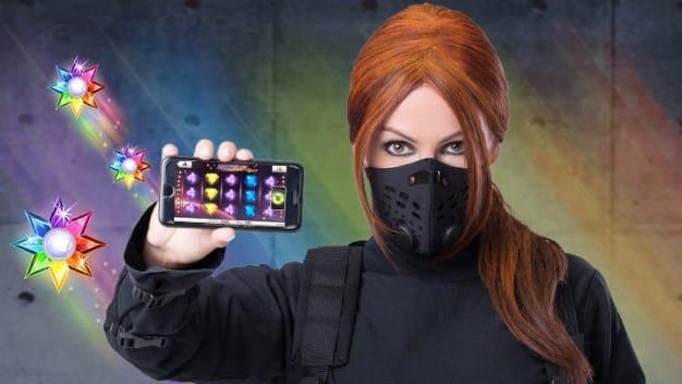 starburst hos ninja casino