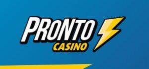 Pronto casino logga