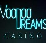 Voodoo dreams casino logga