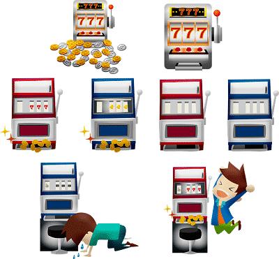 7 roliga namn på spelautomater